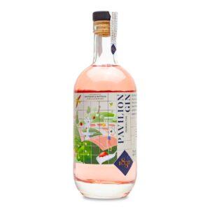 1881 Distillery Pink Pavilion Gin Bottle