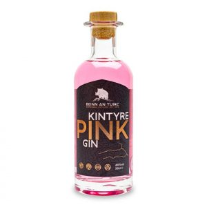 Kintyre Pink Gin Bottle