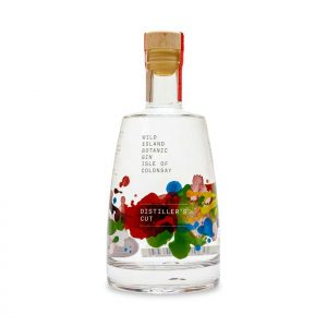 Wild Island Distiller's Cut Gin Bottle
