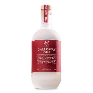 Galloway Gin Bottle