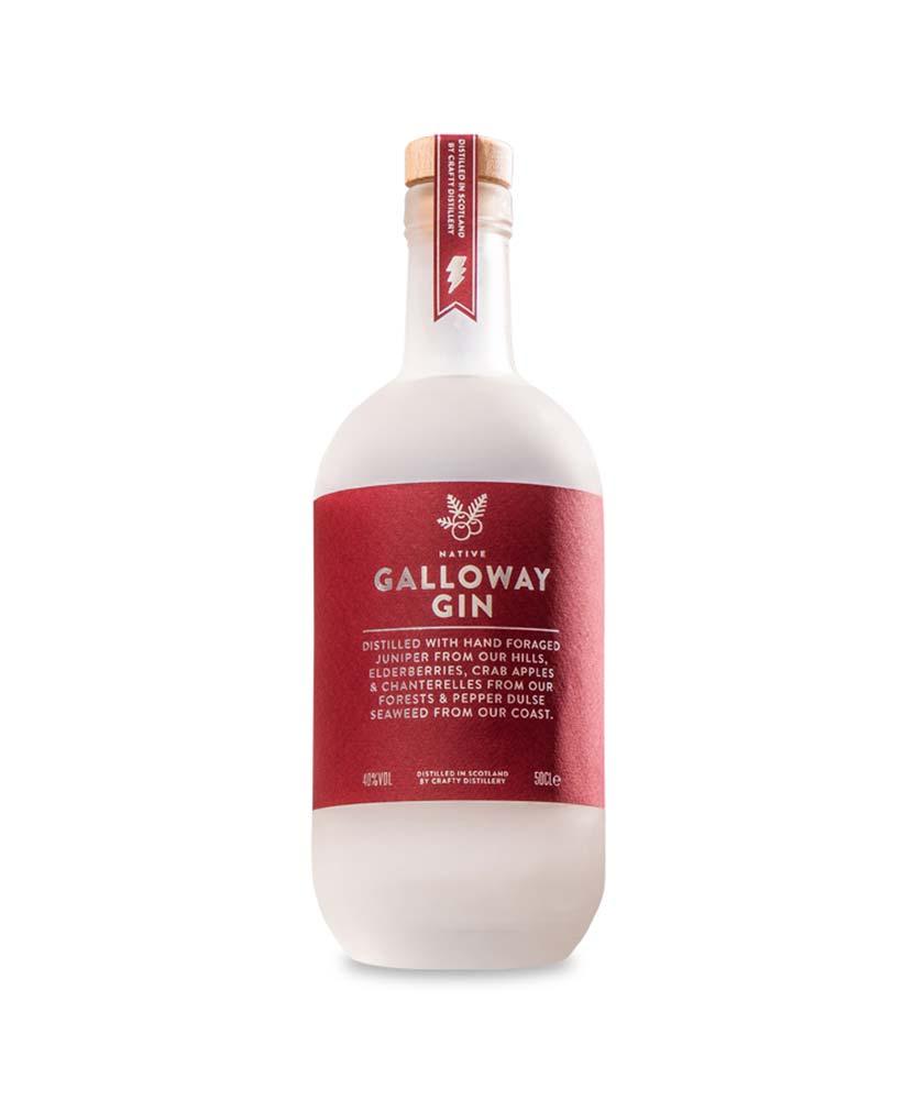 Galloway Gin Bottle