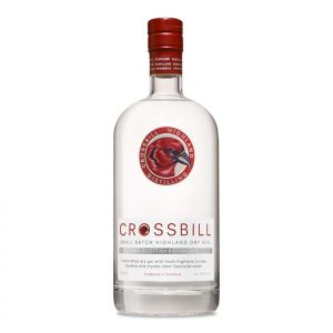 Crossbill Gin Bottle