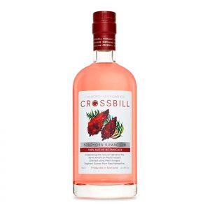 Crossbill Staghorn Sumac Gin Bottle