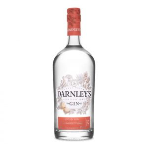 Darnley's Spiced Gin Bottle