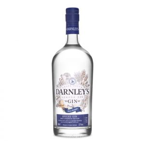 Darnley's Spiced Navy Strength Gin Bottle