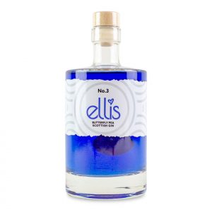 Ellis Butterfly Pea Gin Bottle