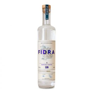 Fidra Gin Bottle