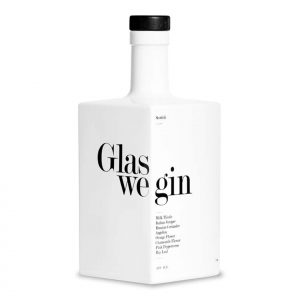 Glaswegin Gin Bottle
