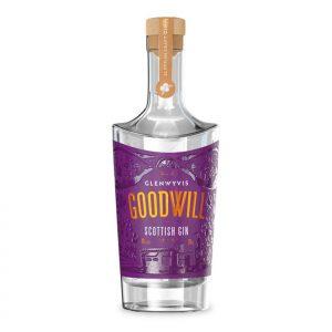GlenWyvis GoodWill Gin Bottle
