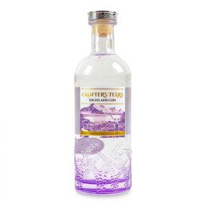 Crofters Tears Highland Gin Bottle