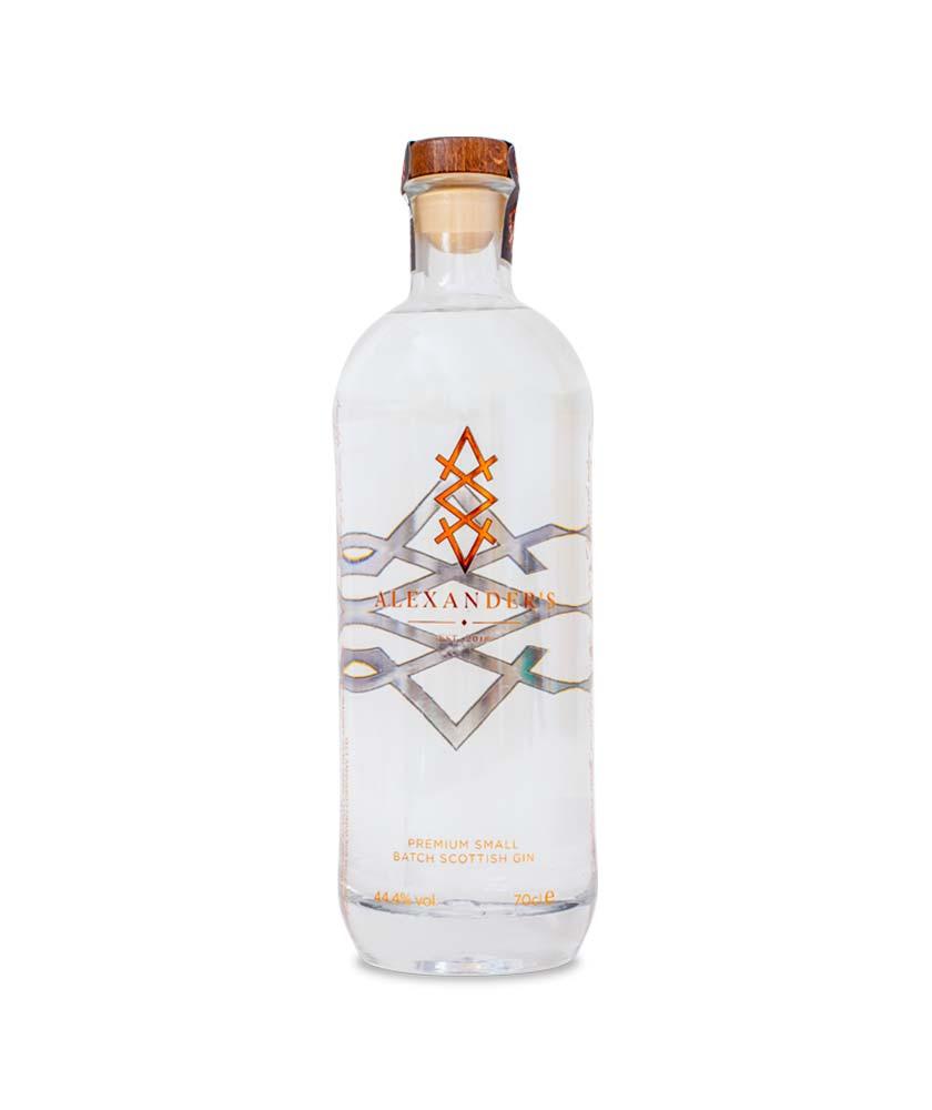 Alexander's Gin Bottle