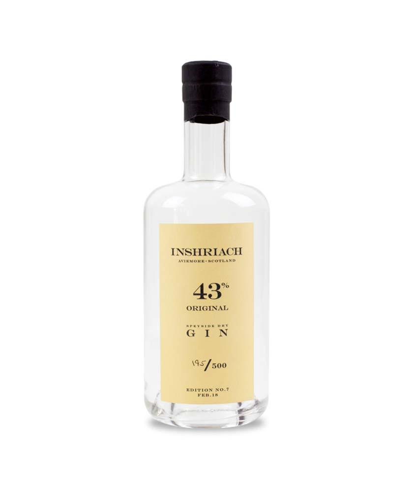 Inshriach Gin Bottle
