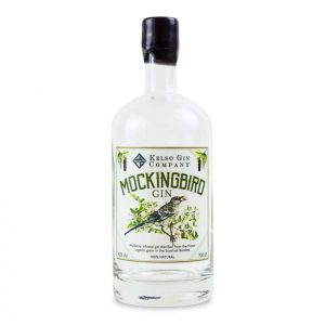 Kelso Mockingbird Gin Bottle