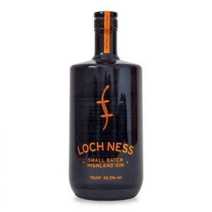 Loch Ness Highland Gin Bottle