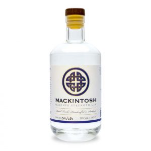 Mackintosh Mariner Strength Gin Bottle