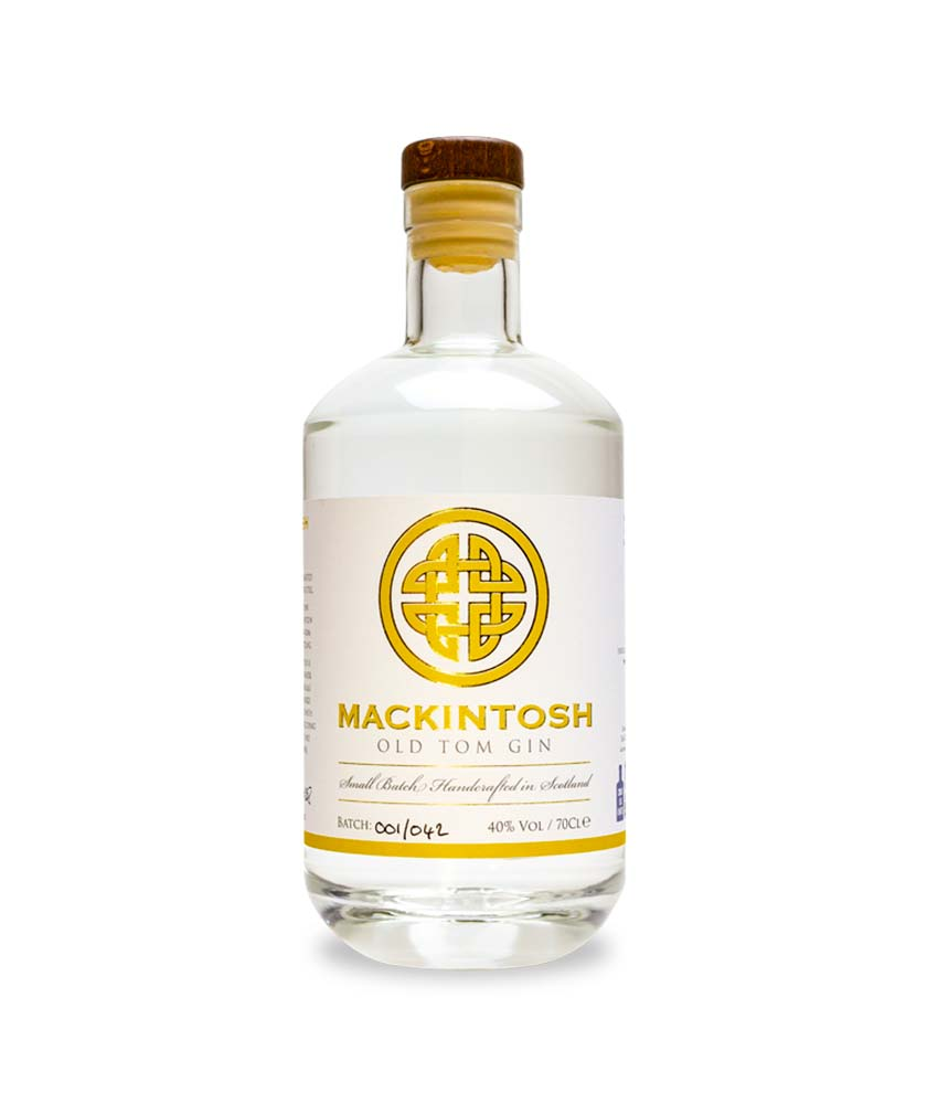 Mackintosh Old Tom Gin Bottle