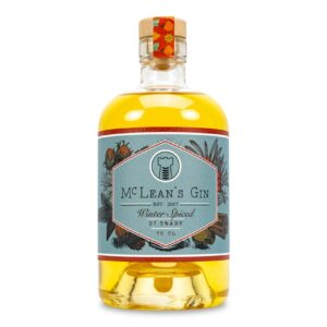 McLean's Spiced Gin Bottle