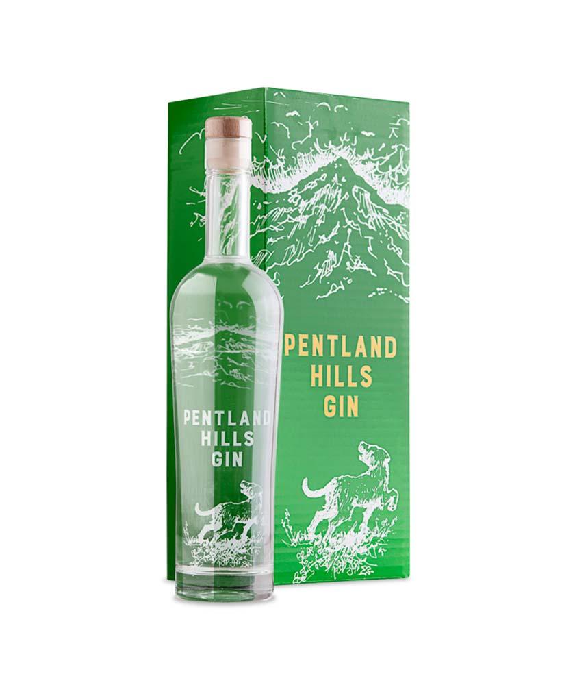 Pentland Hills Gin Bottle