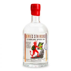 Devil's Staircase Gin Bottle