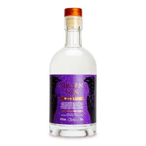 Hrafn Winter Gin Bottle