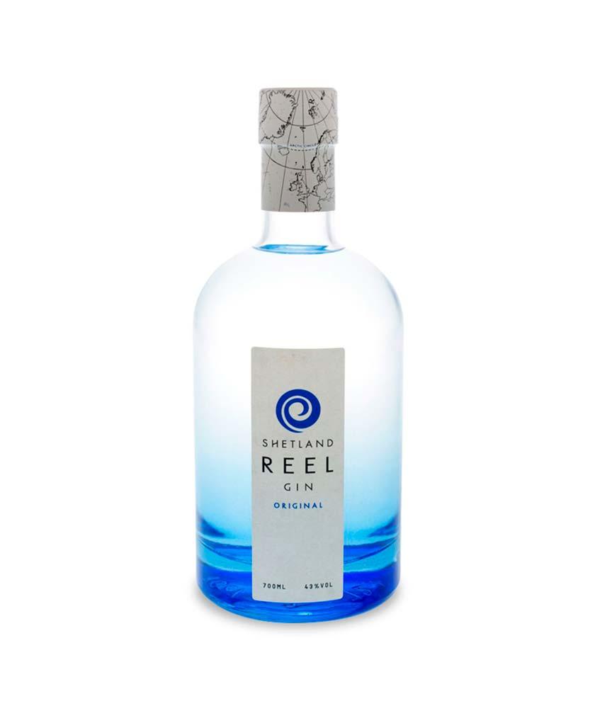Shetland Reel Original Gin Bottle