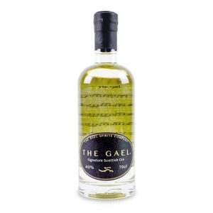 The Gael Signature Scottish Gin Bottle
