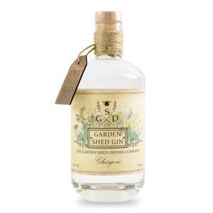 Garden Shed Gin Bottle