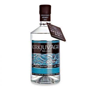 Kirkjuvagr Orkney Gin Bottle