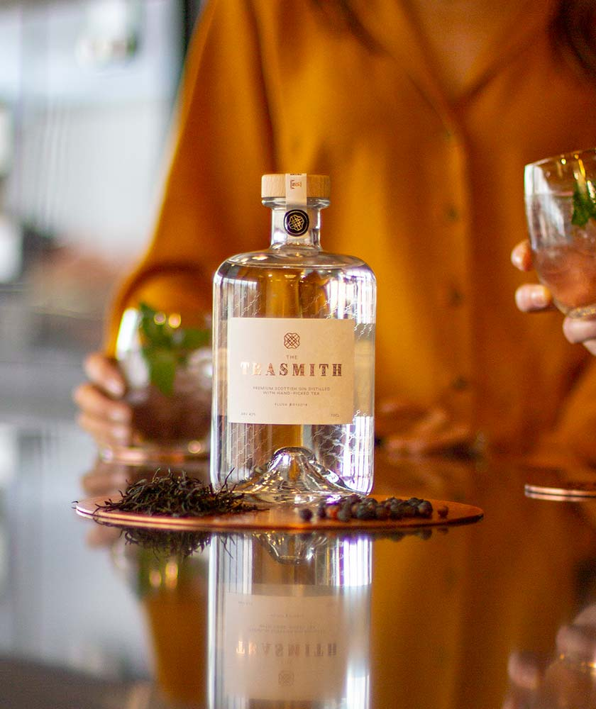 The Teasmith Original Gin Bottle