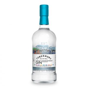 Tobermory Hebridean Gin Bottle