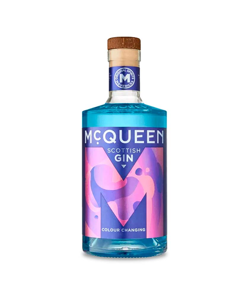 McQueen Colour Changing Gin Bottle