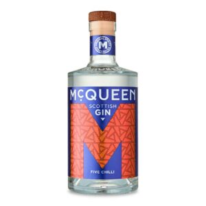 McQueen Five Chilli Gin Bottle