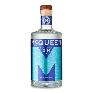 McQueen Highland Dry Gin Bottle