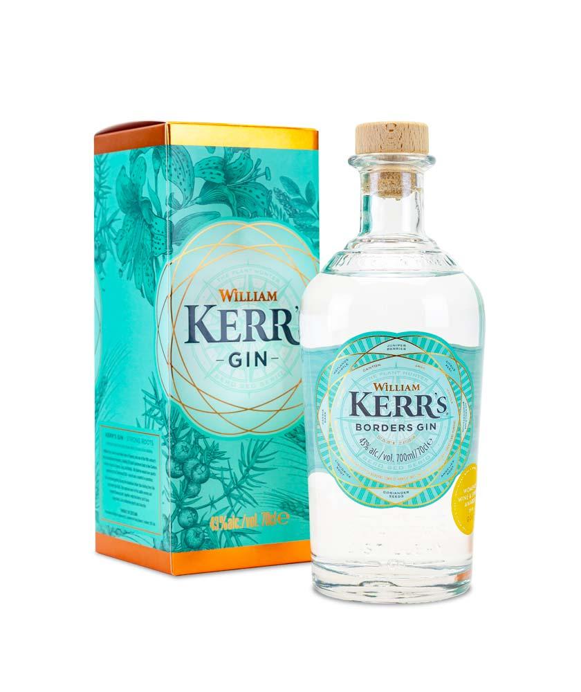 William Kerr's Borders Gin Bottle
