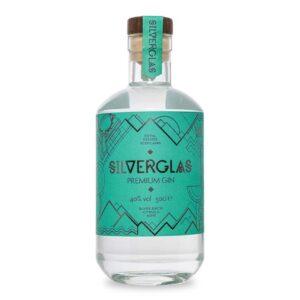 Esker Silverglas Gin Bottle