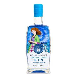Four Marys Forever Fresh Gin Bottle