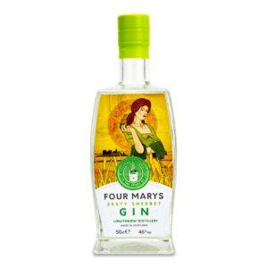 Four Marys Zesty Sherbet Gin Bottle