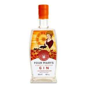 Four Marys Subtly Spiced Gin Bottle
