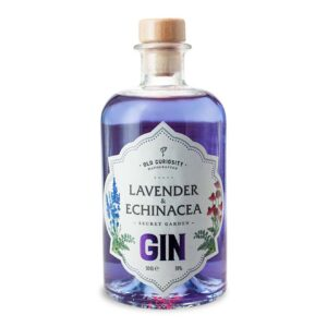 Lavender & Enchincea Gin Bottle