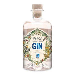 Wild Secret Garden Gin Bottle