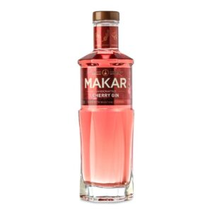 Makar Cherry Gin Bottle