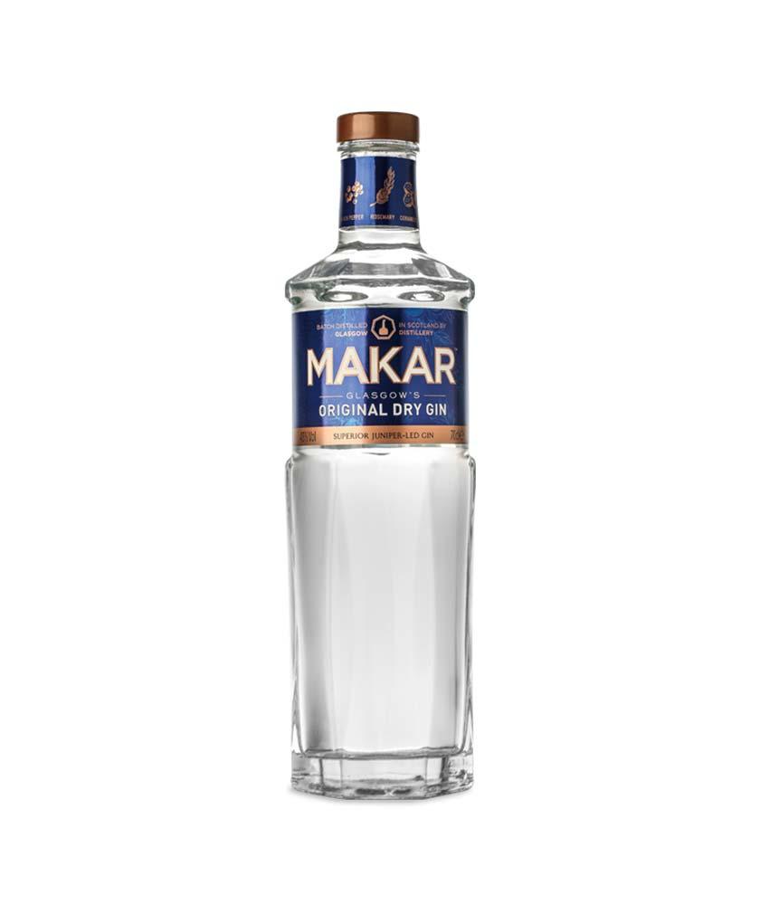 Makar Original Dry Gin Bottle
